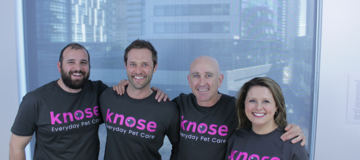 Press Release: Knose Everyday innovating for vets